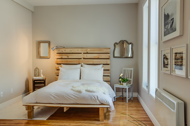 DIY-bedroom-idea-bed-pallet