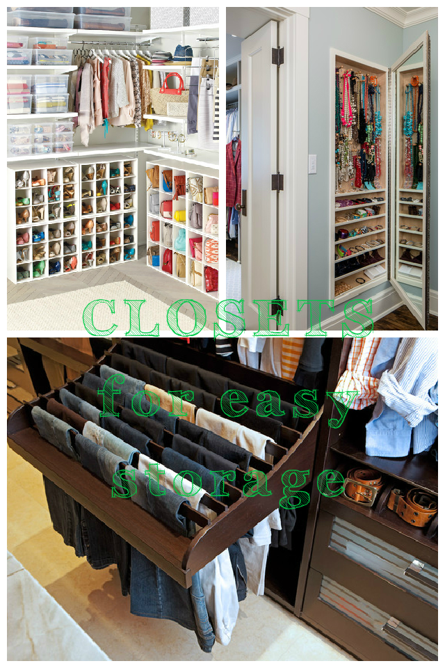 closets-for-easy-storage
