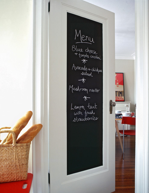 DIY-chalk-board-in-your-home-doors-to-kitchen