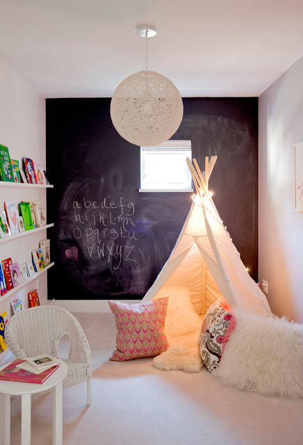 DIY-chalk-board-in-your-home-kidsroom