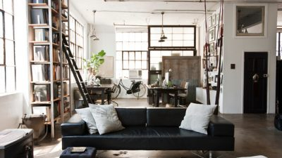 Loft Apartments Design Ideas