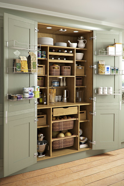 Best-storage-solutions-kitchen-closets-green