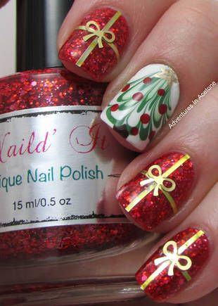 new-year-nail-art-design 12