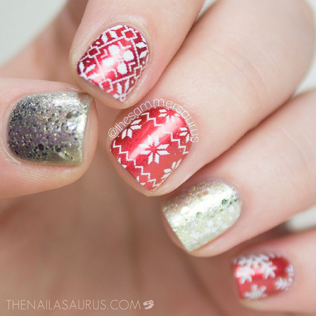 new-year-nail-art-design 13