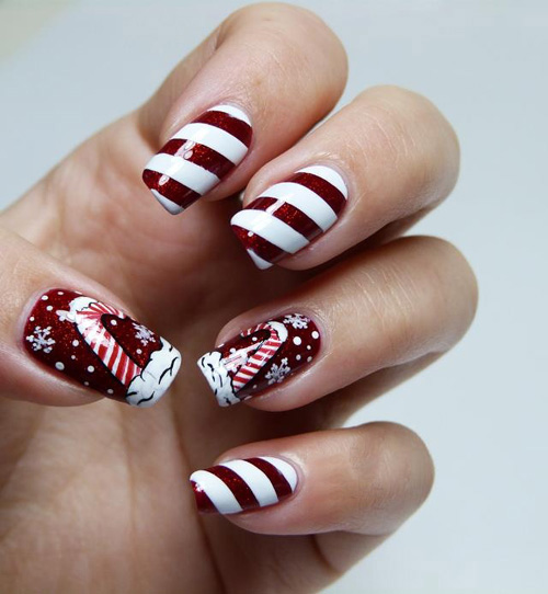 new-year-nail-art-design 4