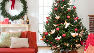 Christmas Tree 2015 Decorating & Ideas