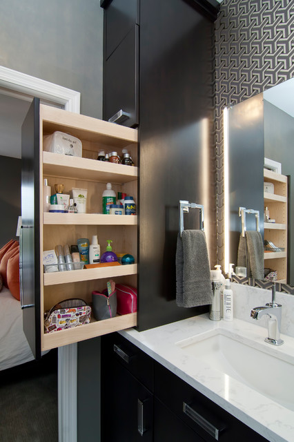 contemporary-bathroom-convenient-shelf