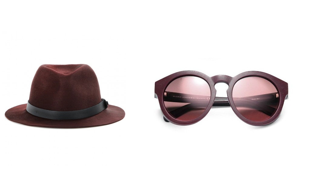 hat-fedora-sunglasses-marsala-color
