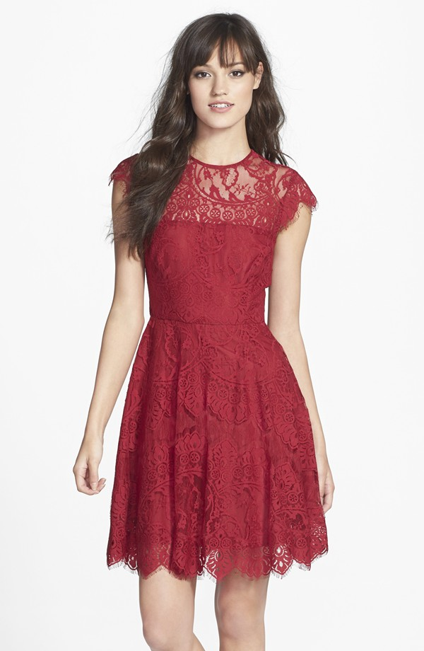 marsala-bridesmaid-dress-color-trend