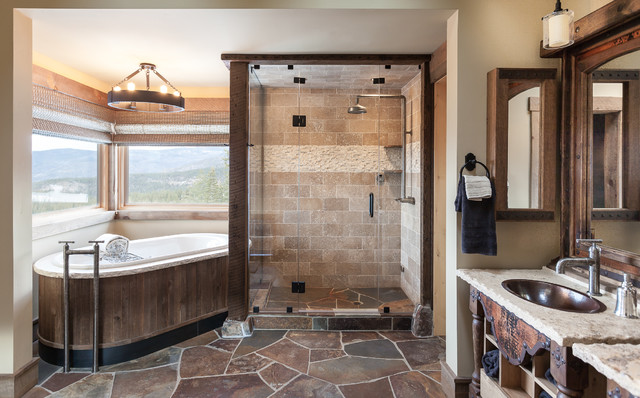 rustic-house-bathroom