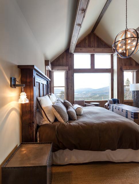 rustic-house-bedroom