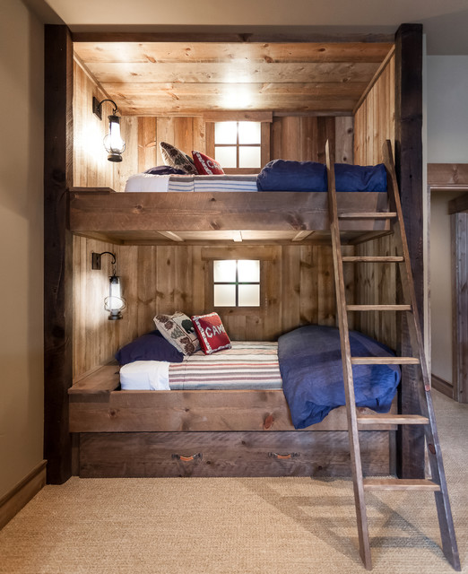 rustic-house-kids-bedroom