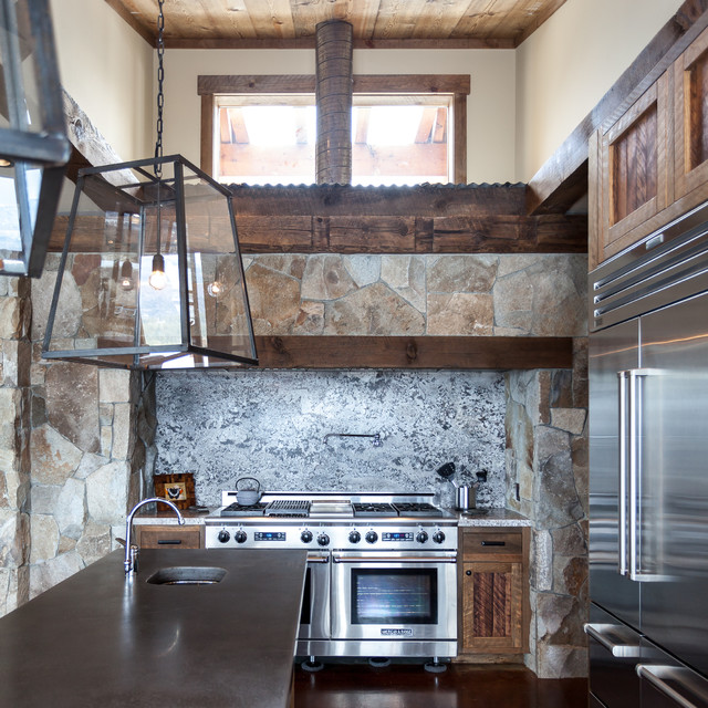 rustic-house-kitchen