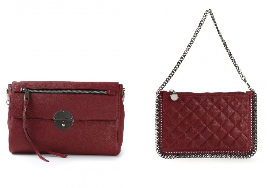 shoulder-bags-marsala-color-trend