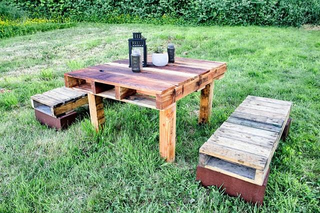 DIY-idea-garden-table-pallet