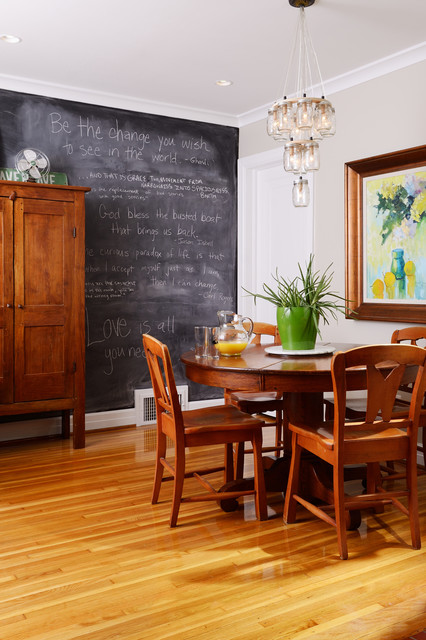 DIY-chalk-board-in-your-home-dining-room