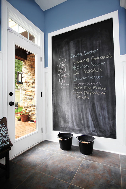 DIY-chalk-board-in-your-home-entry