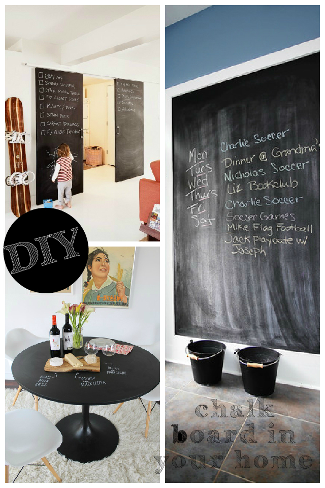 DIY-chalk-board-in-your-home
