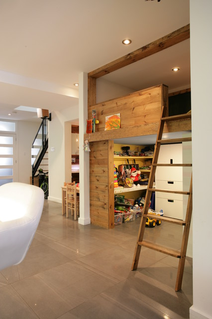 contemporary-kids-room-game-zone