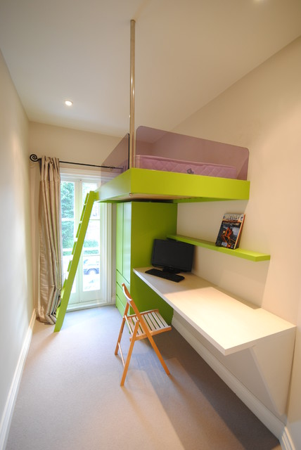 contemporary-small-kids-room