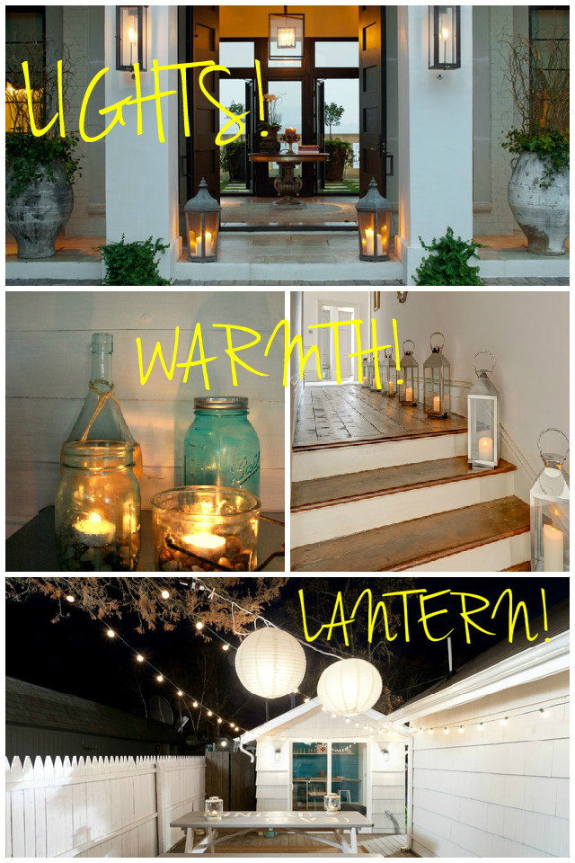home-decor-with-lantern