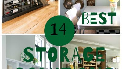 Best 14 storage solutions