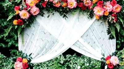 10 OUTSTANDING WEDDING ARCH IDEAS FOR YOUR CEREMONY