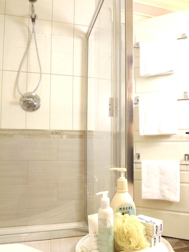 Install A Towel Hanger On The Door