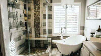 10+ Simple and Futuristic Bathroom Remodeling Ideas