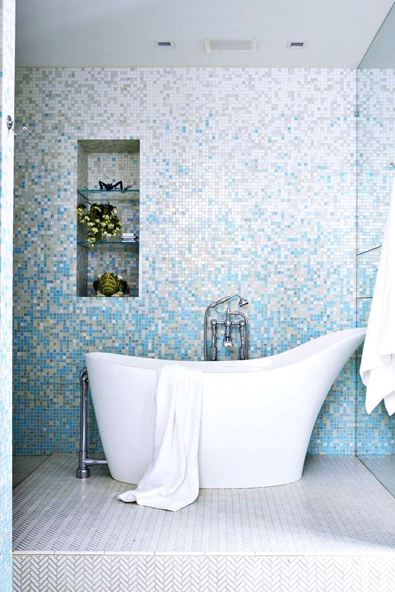 Using The Preferred Tile Motifs And Colors
