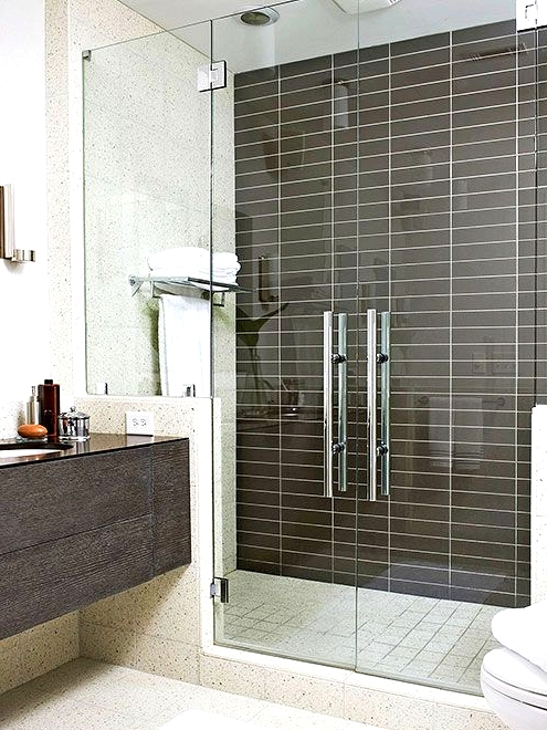 Good Bathroom Tile Ideas Can Be Realized With The Support Of Other Components