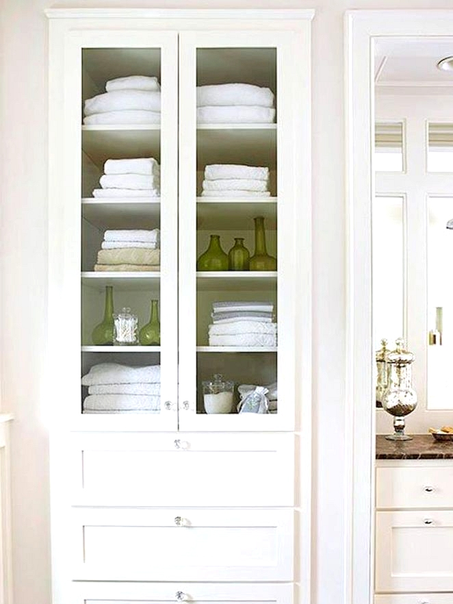 Floating Shelves Cabinets With Additional Cabinet Drawers