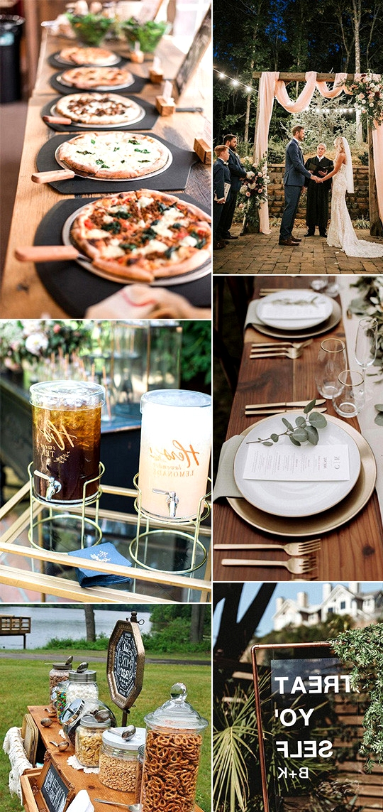 chic outdoor intimate wedding ideas for 2021 trends