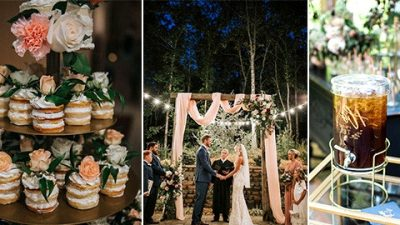 Trending-18 Outdoor Small Intimate Wedding Ideas for 2020/2021