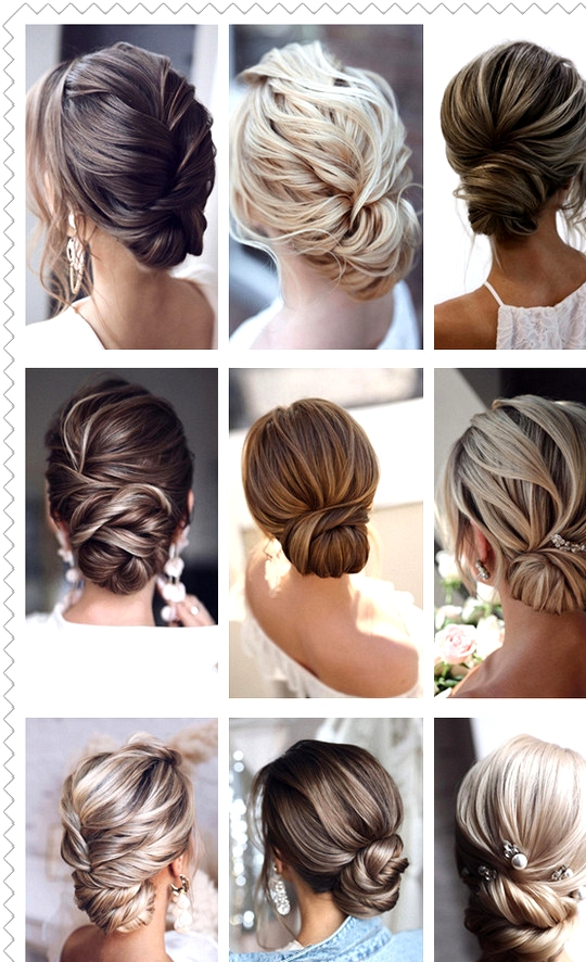 elegant updos wedding hairstyles trending