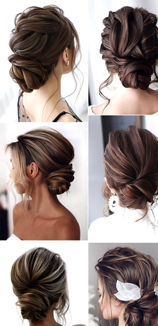 trending updo wedding hairstyles for 2020