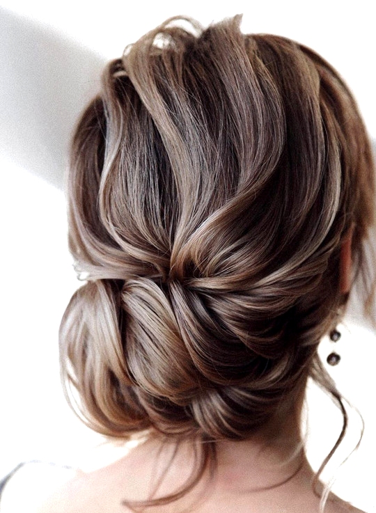 elegant updo wedding hairstyles for 2020 brides 26
