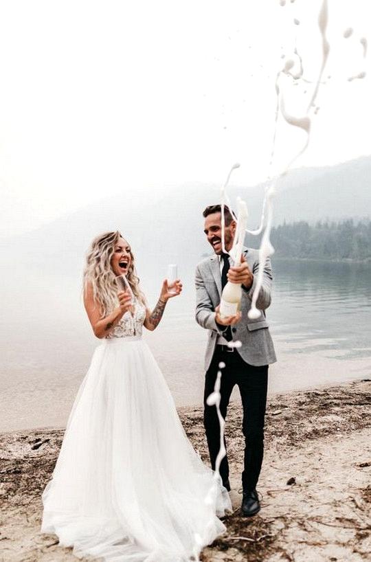 Lake Wenatchee Wedding Elopement Ideas