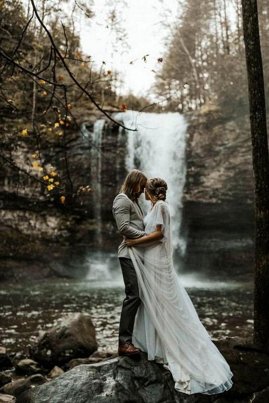 fall elopement wedding ideas for 2020