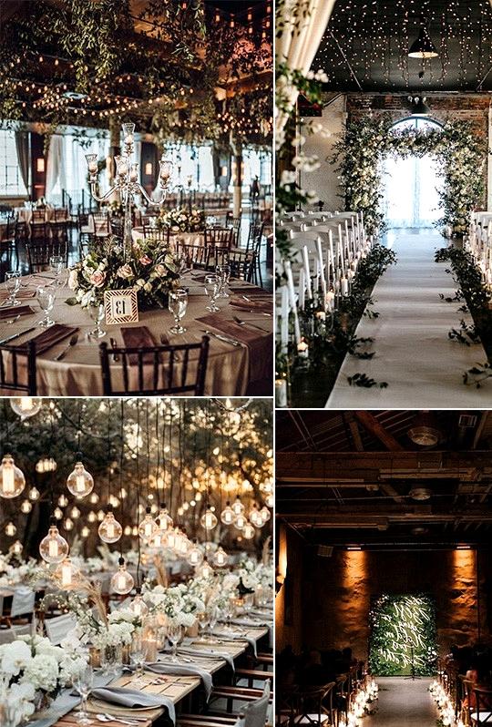 trending wedding lighting decoration ideas for 2020