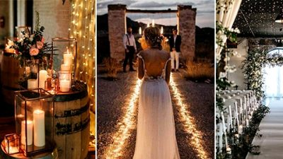 15 Greatest Marriage ceremony Lighting Ornament Concepts for 2020