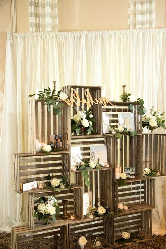 diy rustic wedding decoration ideas on a budget