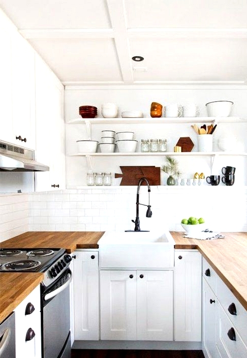 Maximizing Space Is Key In Kitchen Remodeling Ideas