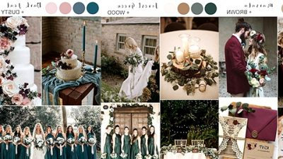 Finest Fall Wedding ceremony Colours for 2020 You'll Fall In Love With