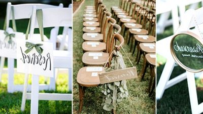12 Reserved Indicators for Wedding ceremony Ceremony