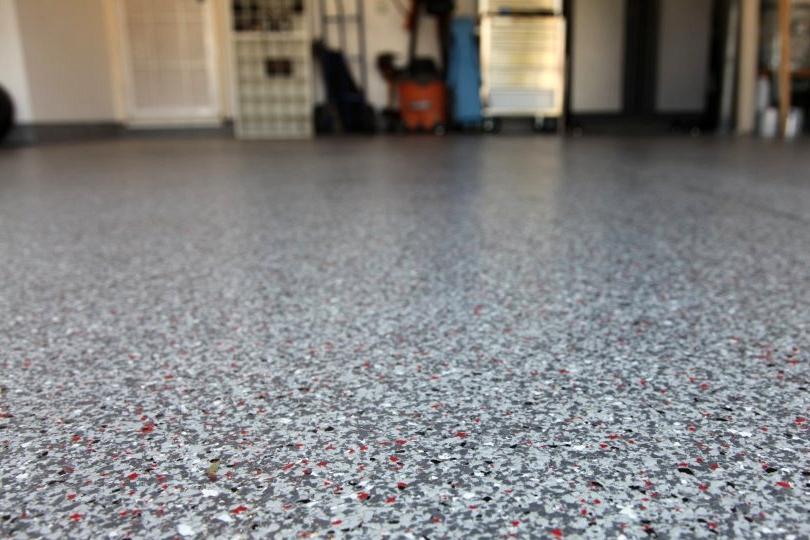 Garage Floor Ideas driveways