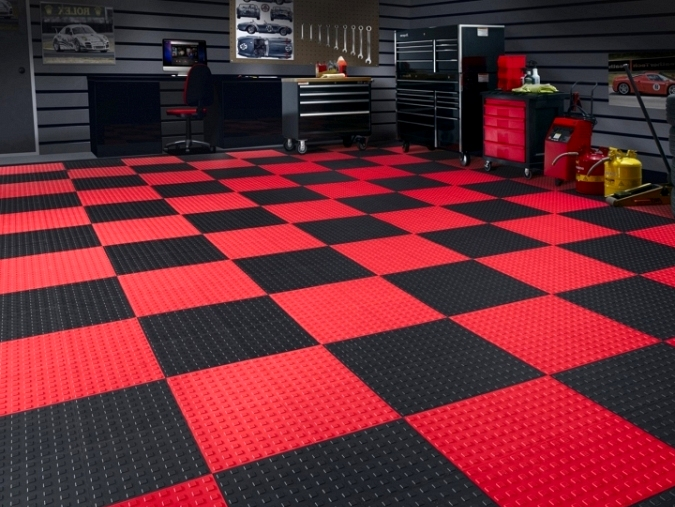 Garage Floor Ideas cheap