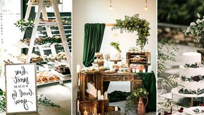 20 Scrumptious Wedding ceremony Dessert Desk Show Concepts for 2020