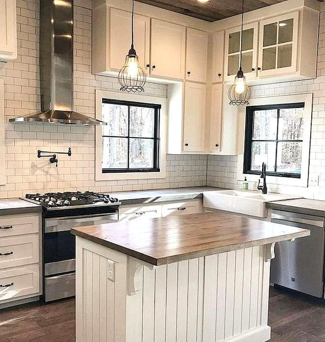 farmhouse kitchen cabinets for sale