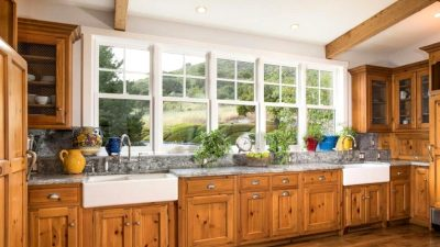 30 Greatest Concepts Farmhouse Kitchen Cupboards Wooden and Trendy Fashion